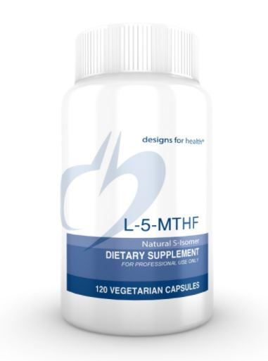 L-5MTHF (L-Methylfolate) Supplements