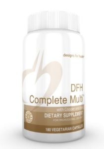 Complete Multivitamin and Mineral Supplement