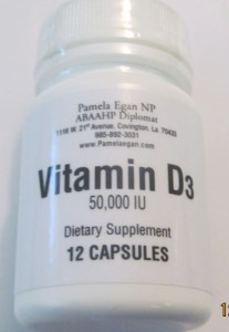 Vitamin D3 Supplements - 50,000 IU