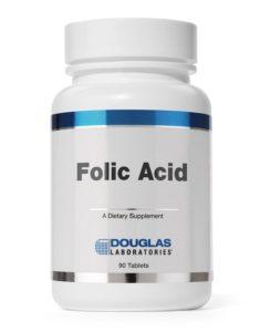 Folic Acid Supplements
