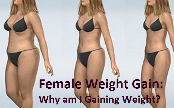 Female Weight Gain: Why Am I Gaining Weight?