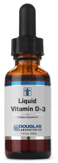 Vitamin D-3 Drops (Supplement)