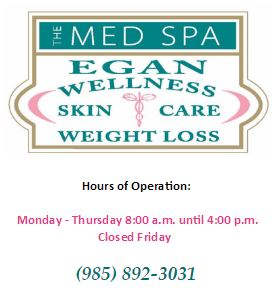 Med Spa @ EGAN Wellness, Skin Care & Weight Loss
